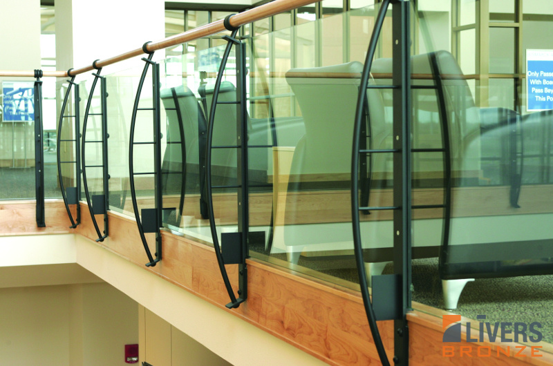 Arc Railing Systems Livers Bronze Railing Systems