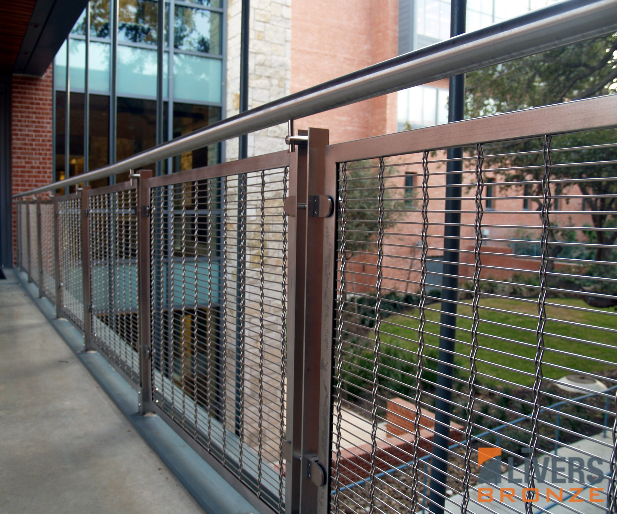 Mirage Railings Livers Bronze Railing Systems