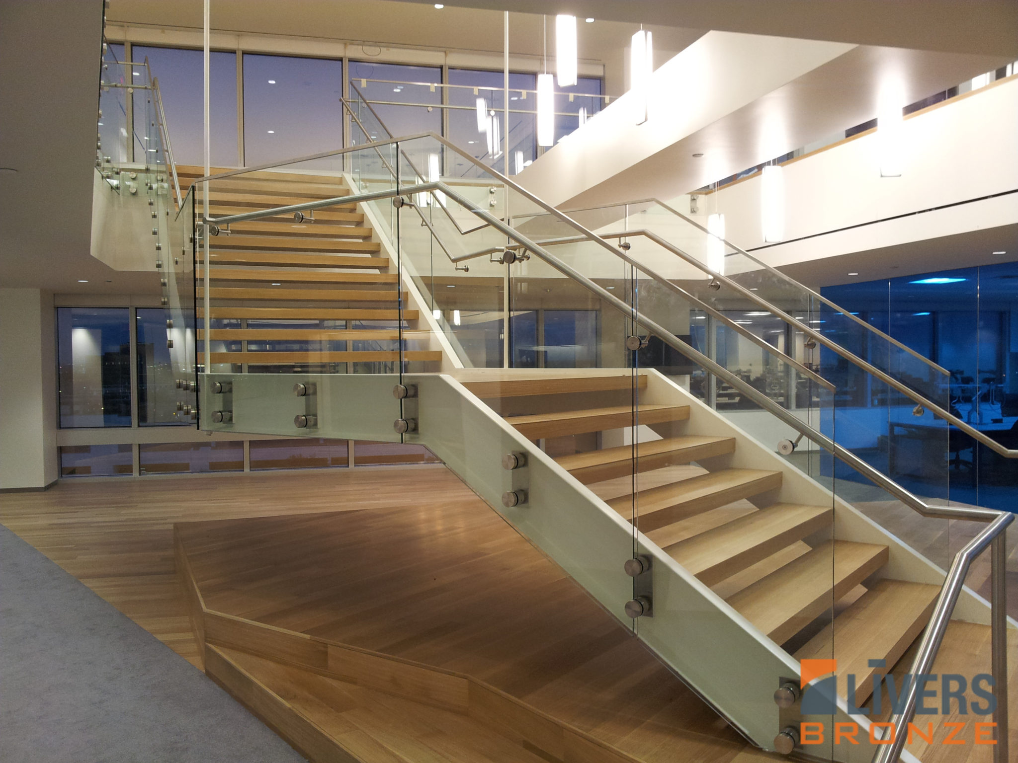 Button Rail Railing Systems Livers Bronze Railing Systems