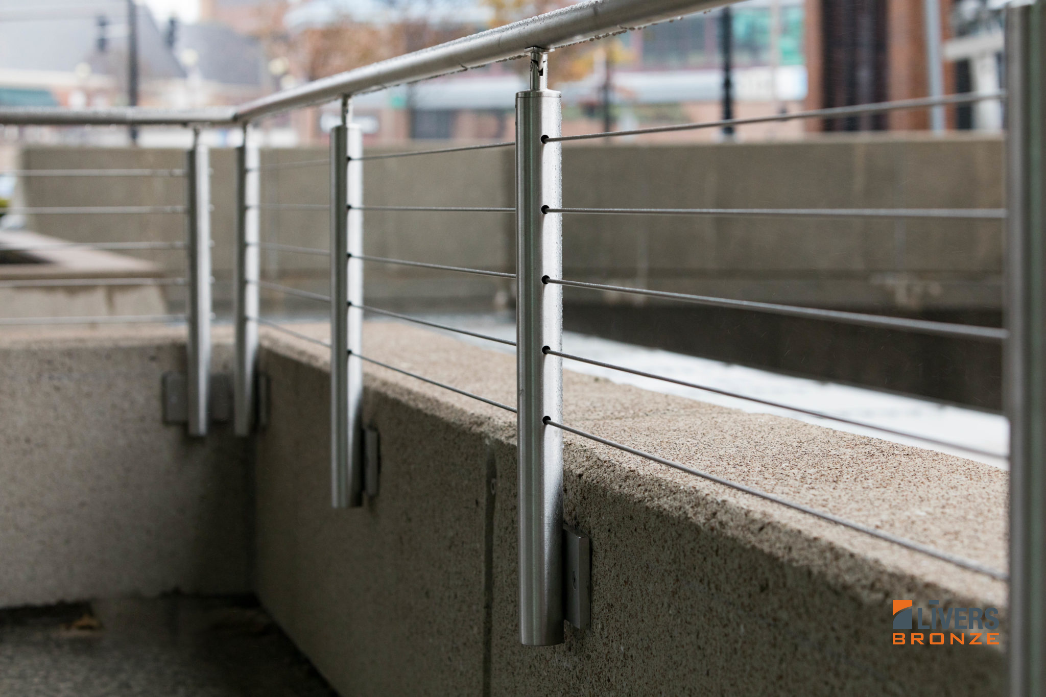 Cable | Handrail Materials | Livers Bronze Railing Systems